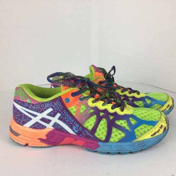 premium selection e448e 0f4d3 Asics Gel Noosa Tri 9 Triathlon Running shoes 8